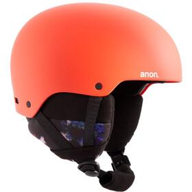 Anon Rime 3 Helmet Kids, rood